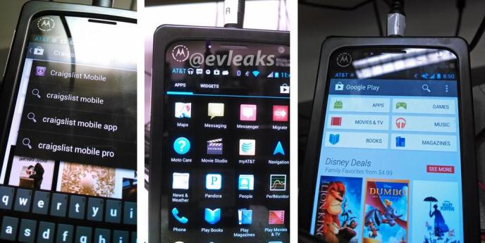 [Leak] Google Motorola X Telefon