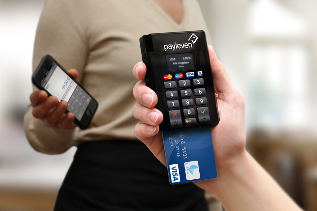 Zahlen per mobilen Point of Sale. (Bild: Payleven)