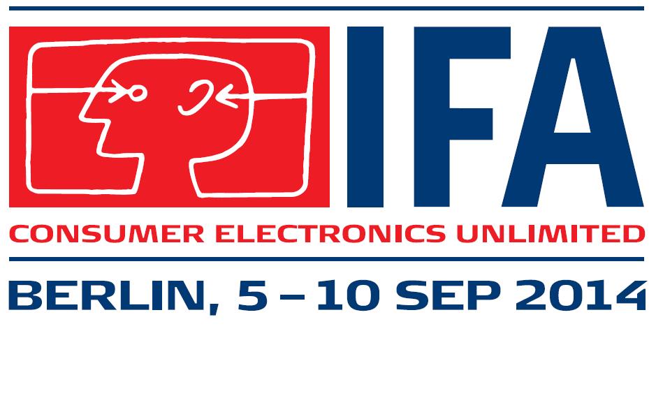 In Berlin eröffnet heute die IFA 2014 ihre Tore.