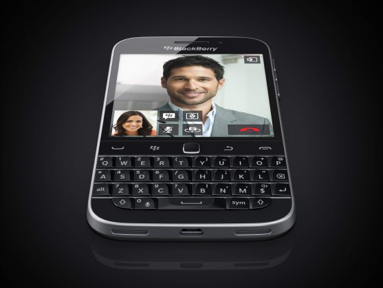 BlackBerry Classic aka Q20 (Foto: BlackBerry)