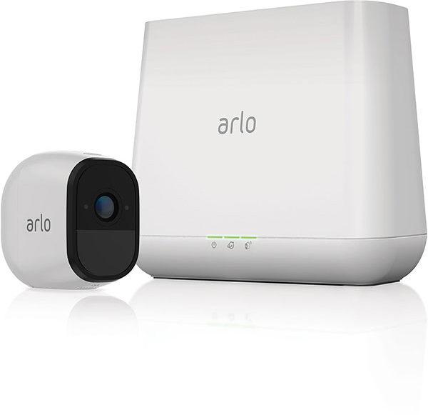 Arlo Pro: Netgear erweitert Kameraportfolio